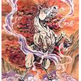 白馬(暴れ馬)